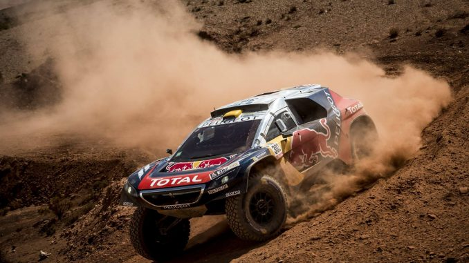 2008 DKR Peterhansel Dakar 2016
