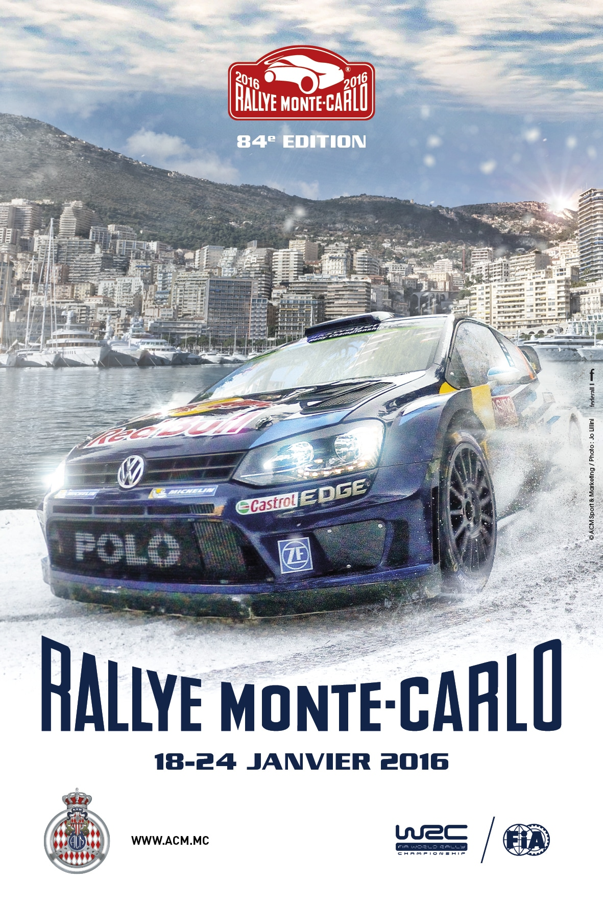 programme rallye monte carlo 2016 pilote de course. Black Bedroom Furniture Sets. Home Design Ideas