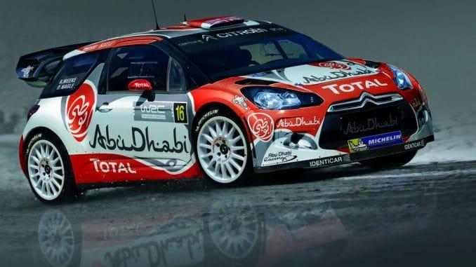DS3 WRC 2016
