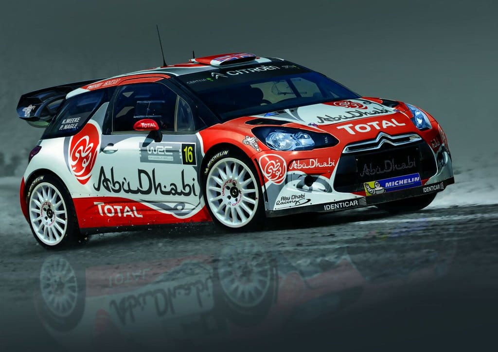 ds3 wrc 2016 d voil e pilote de course. Black Bedroom Furniture Sets. Home Design Ideas