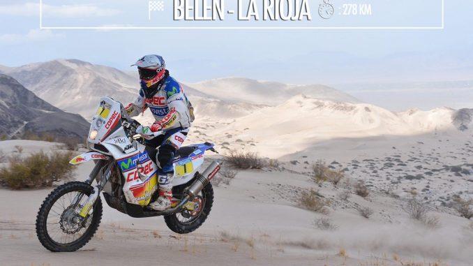 Dakar 2016 Etape 10
