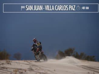 Dakar 2016 Etape 12