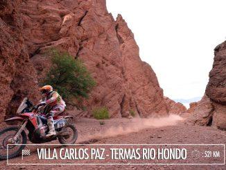 Dakar 2016 Etape 2