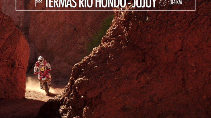 Dakar 2016 Etape 3