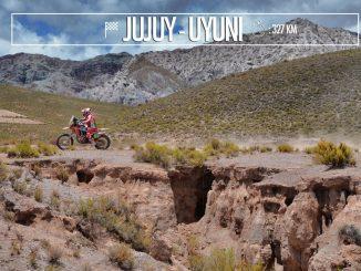 Dakar 2016 Etape 5