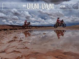 Dakar 2016 Etape 6