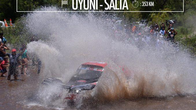 Dakar 2016 Etape 7