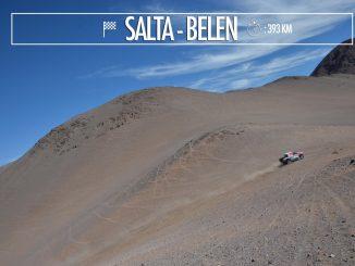 Dakar 2016 Etape 8