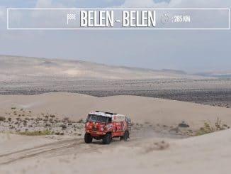 Dakar 2016 Etape 9