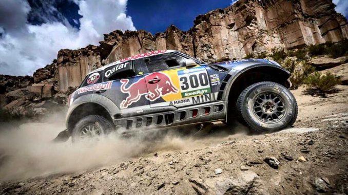 Dakar 2016 Mini Al-Attiyah