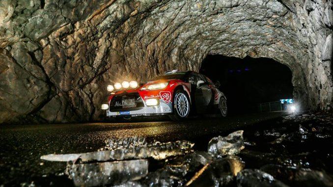 Rallye Monte Carlo 2016 jour 1