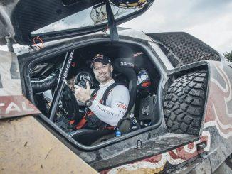 Dakar 2016 Etape 13 Loeb