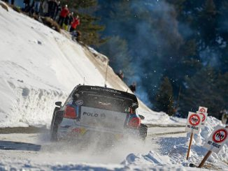 Rallye Monte Carlo 2016 Ogier