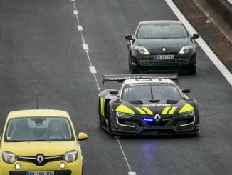 Renault Sport RS 01 interceptor