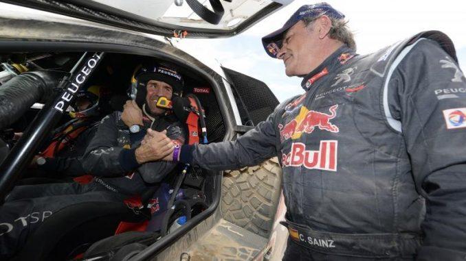 Sainz Dakar 2016