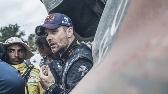 Seb Loeb Dakar 2016