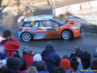 Shakedown Rallye Monte Carlo 2016