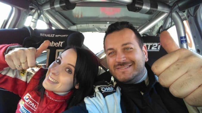 Stephane Brunier et Marine Delon vainqueurs en RC5