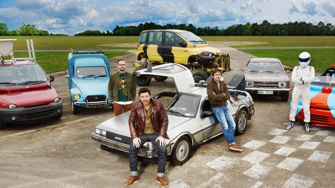 Top Gear France Saison 2 voitures