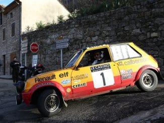 Monte Carlo Historique 2016 R5 Alpine