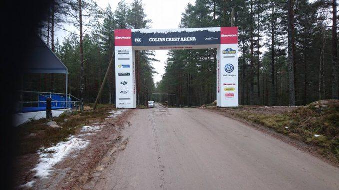 Reconnaissance Suède 2016