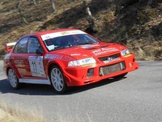 Rallye de Haute Provence 2016 Blanc Mitsu
