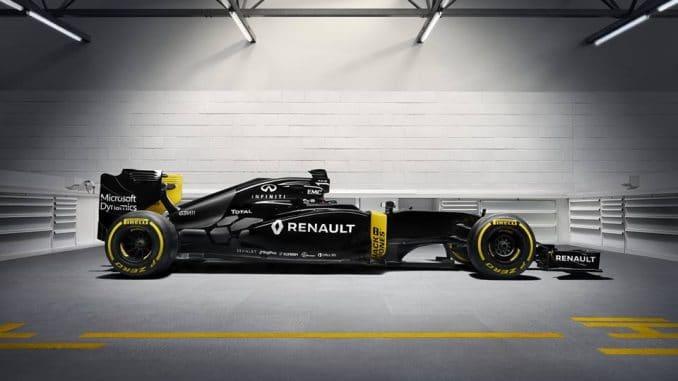 Renault et la Formule 1