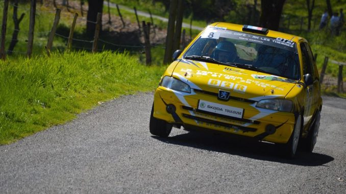 J Gros Rallye du Frontonnais 2016