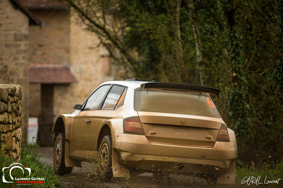 Margaillan Rallye Terre des Causses 2016