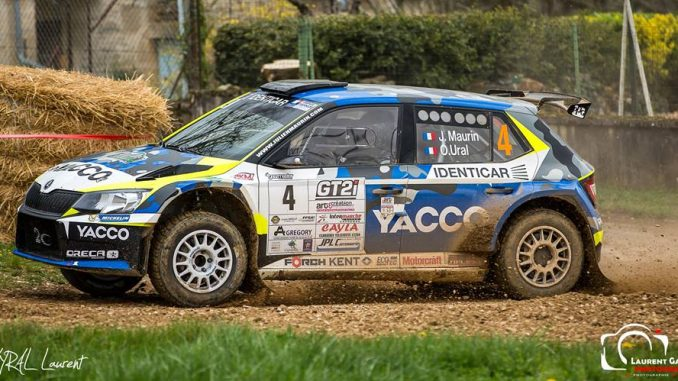 Maurin Rallye Terre des Causses 2016 engagés rallye terre des cardabelles