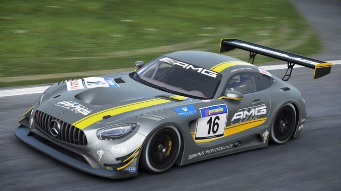 Retour du SMS-R sur Project CARS