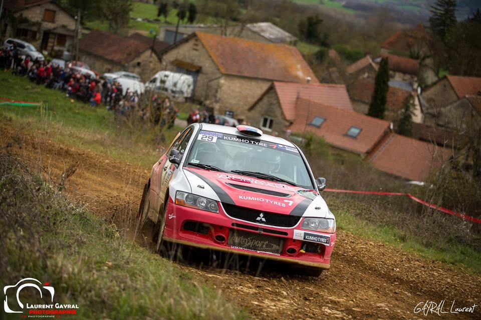 Mordacq Rallye Terre des Causses 2016