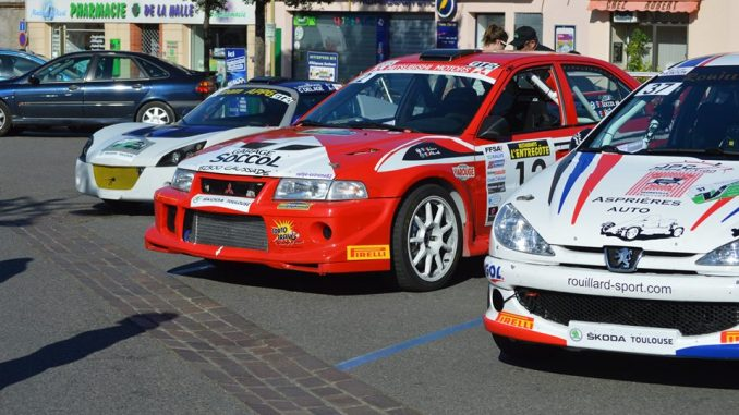 Rallye du Frontonnais 2016 Podium