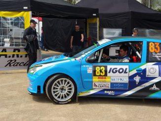 Rallye Lyon Charbonnière 2016 Jacob 206 F2000