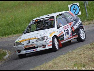 Rallye Saint Emilion 2016 Yannick Dupouy