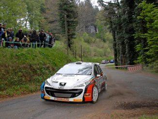 Rallye Val d'Agout 2016 Sichi