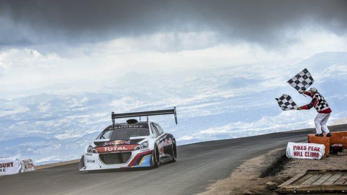 Record Loeb Pikes Peak 2013