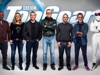 TOP GEAR UK 2016