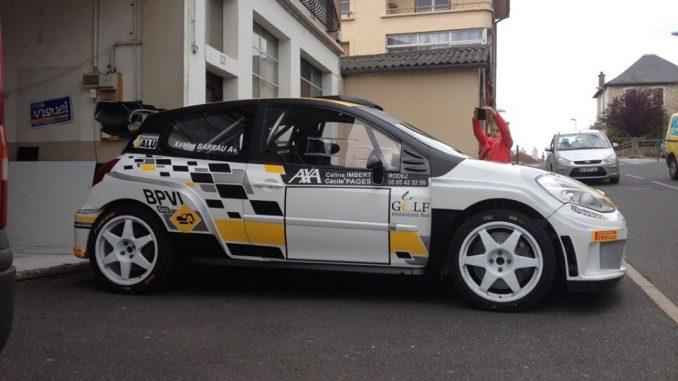 Xavier Besson Clio R3 Maxi