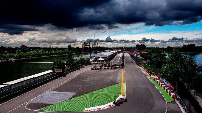 Calendrier Circuit 2017 - Horaire TV GP du Canada 2016