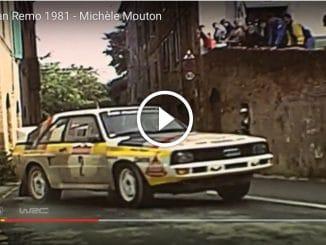 Rallye San Remo 1981