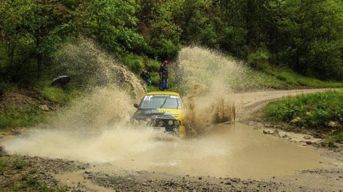 Rallye Terre du Diois 2016 BMW E30