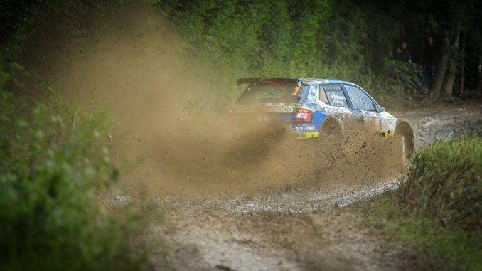 Rallye Terre de Langres 2016 Julien Maurin