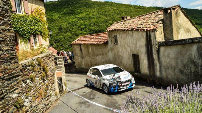 Rallye Montagne Noire 2016 208 Jordan Berfa