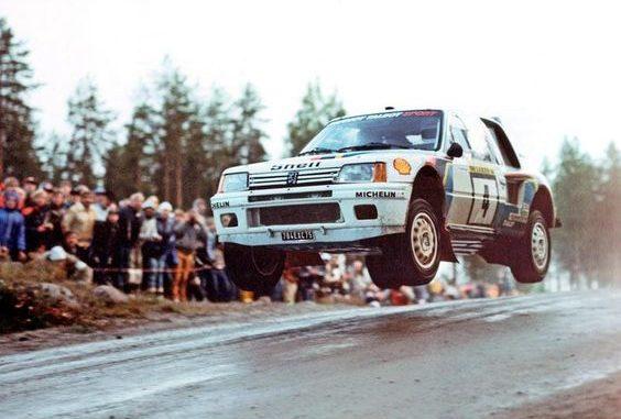 Rallye de Finlande 1984