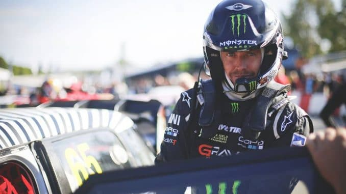 Guerlain Chicherit de retour en World RX