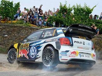 Rallye d'Allemagne 2016 - POLO R WRC - Ogier