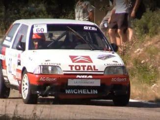 Rallye des Monts du Vaucluse 2016