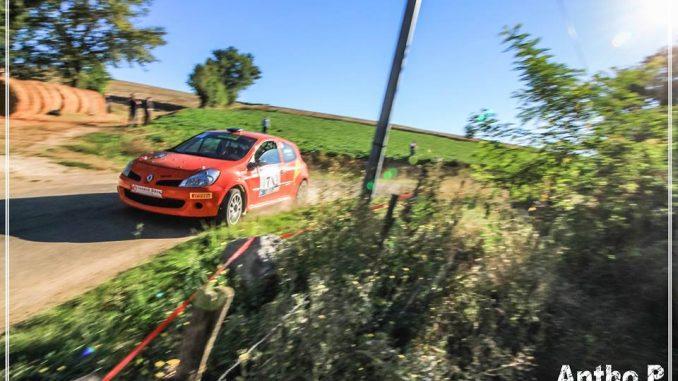 Rallye du Chasselas 2016 Lembeye
