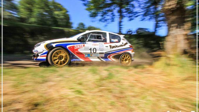 Rallye du Chasselas 2016 Rouillard